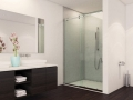 Semiframeless showerscreens2