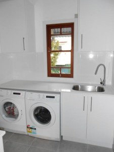 Laundry Design Brisbane Renovations