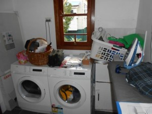 Old Laundry Design in Brisbane - Before