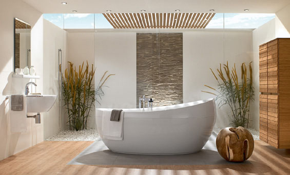 Modern Natural Bathroom Designs : Bathroom renovations brisbane southside specialist