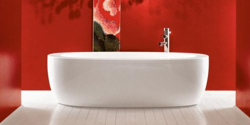 bathroom renovators brisbane red bath