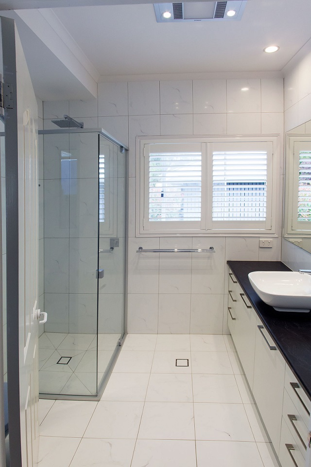 Kedron Bathroom Renovation Overview