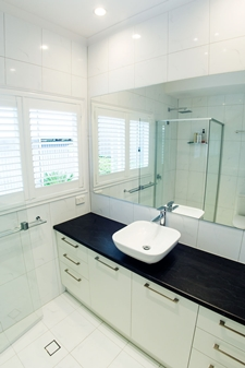 Bathroom Renovations Capalaba after
