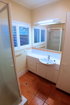Bathroom Renovations Capalaba before