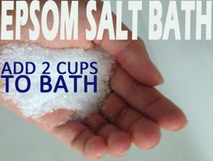 BATH THERAPY epsom salt 2
