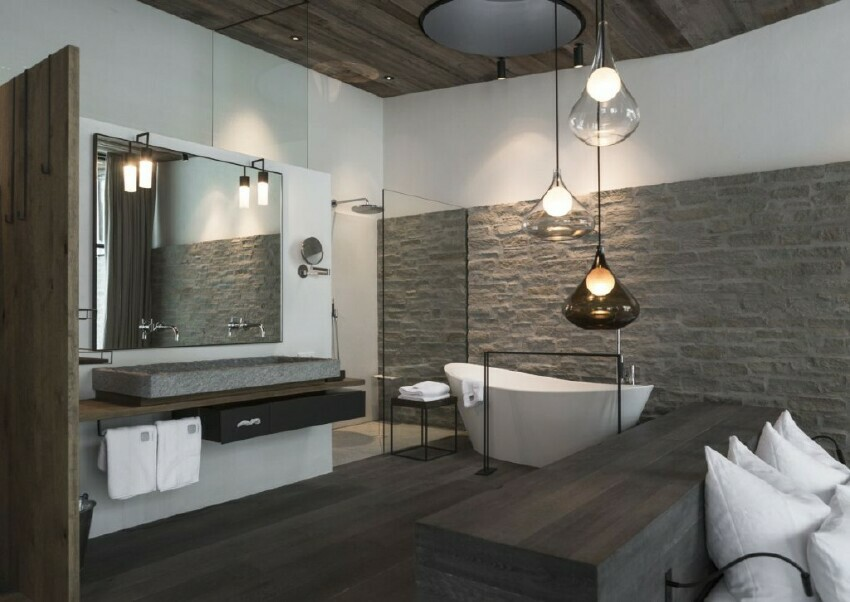 Pictures Of Luxury Bathrooms Simple Luxury Bathrooms Can Be Easily Created With The Right Choice Of Design Inspiration