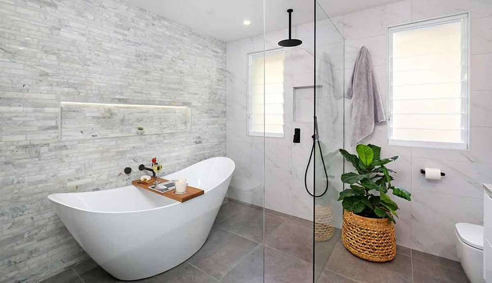 bathroom renovatons brisbane southside